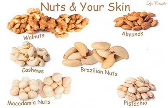 Are certain nuts actually good for your skin?