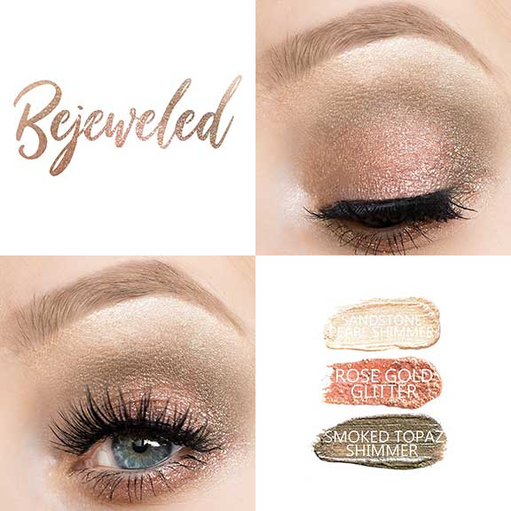 Gorgeous Copper Eye Look