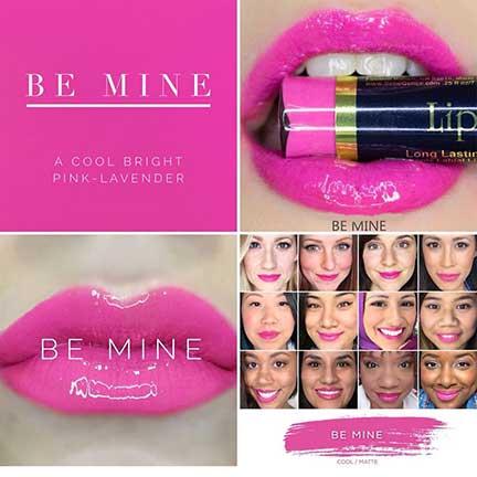 Bold Bright Pink Lip Color