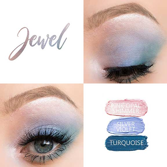 Mermaid Colored Shadows