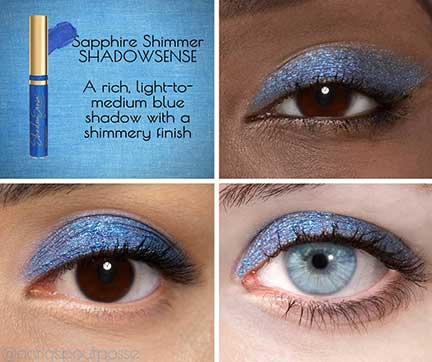 Saphire Shimmershadowsense