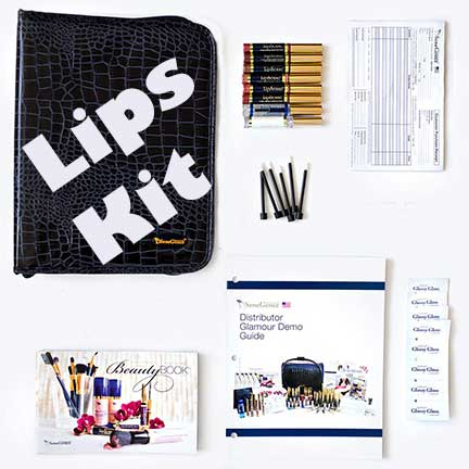 Lips kit gives you options